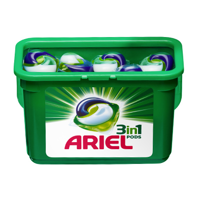 Bons de réduction Ariel 3en1 Pods