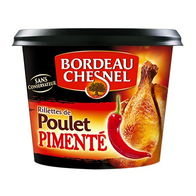 Bons de réduction BORDEAU CHESNEL – Poulet Pimenté
