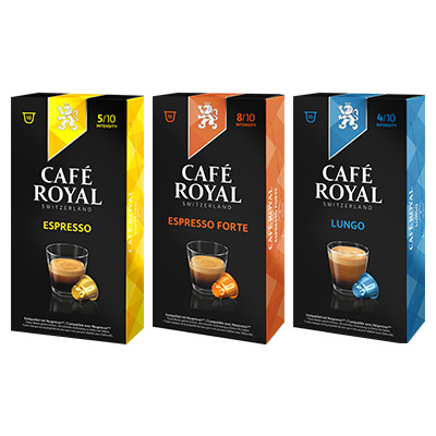 Bons de réduction Café Royal