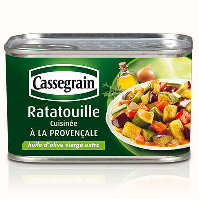 Bons de réduction Cassegrain Ratatouille