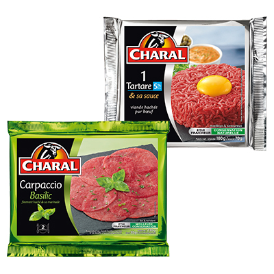 Coupon réduction Charal Boeuf Froid