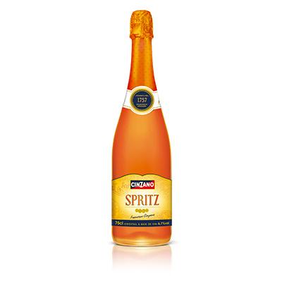 Coupon réduction Cinzano Spritz