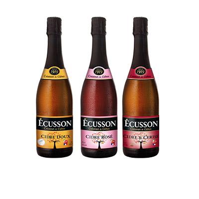 Coupon réduction ECUSSON 75 cl