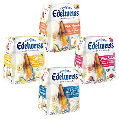 Coupon réduction Edelweiss