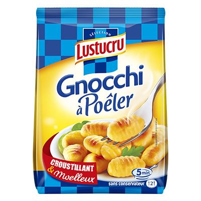 Coupon réduction Gnocchi à Poêler Lustucru Sélection