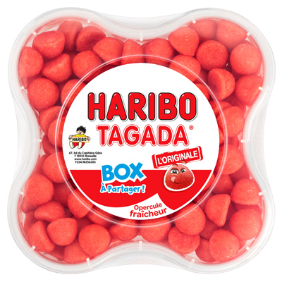 Coupon réduction Haribo – TAGADA BOX
