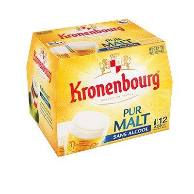 Coupon réduction Kronenbourg Pur Malt sans Alcool x12