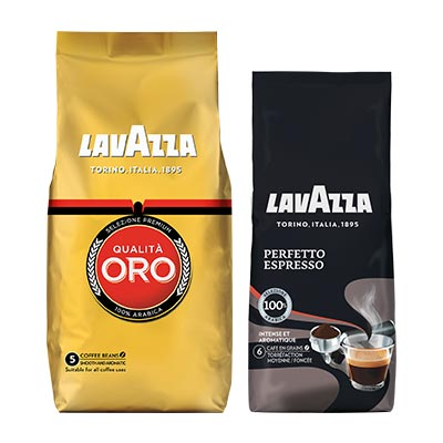Coupon réduction Lavazza Grains