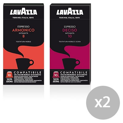 Bons de réduction Lavazza