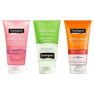 Coupon réduction Neutrogena® - visibly clear®
