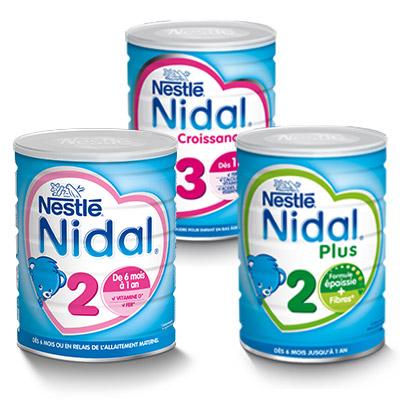 Bons de réduction NIDAL®