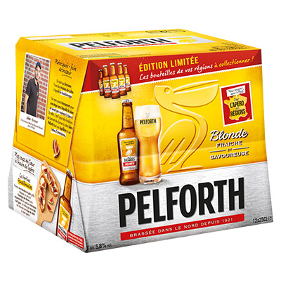 Bons de réduction Pelforth 12x25Cl