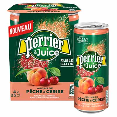 Coupon réduction Perrier® & Juice