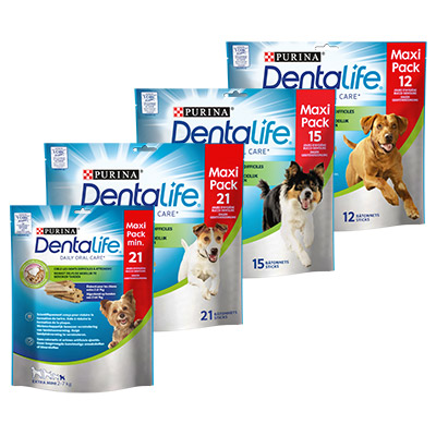 Bons de réduction PURINA® DentaLife® Grand Format
