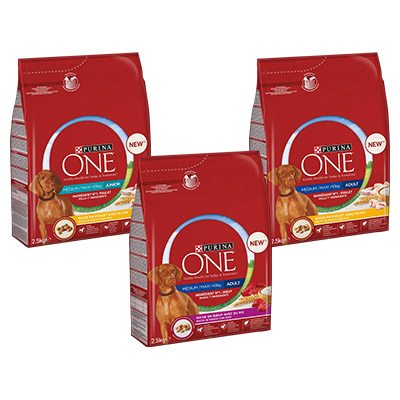 Bons de réduction PURINA ONE® Medium/Maxi