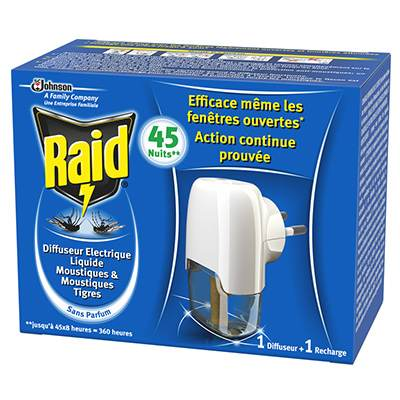 Coupon réduction Raid® diffuseurs