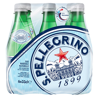 Bons de réduction S.PELLEGRINO®