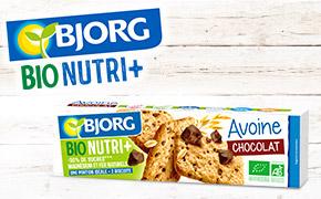 Coupon réduction Bjorg Bio Nutri +