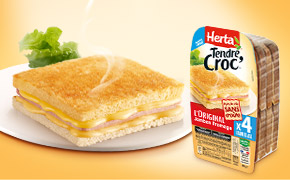 Coupon réduction HERTA® TENDRE CROC'®