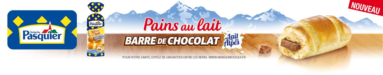 Banner_Pasquier Pain au lait barre de chocolat
